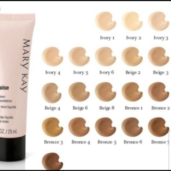 Mary Kay Timewise Matte Wear Foundation